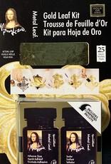 "Gold Leafing Kit 5.5"" X 5.5"""