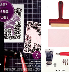 Speedball Block Printing Starter Kit