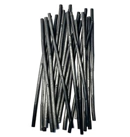 "Willow Charcoal, 3-4mm 1/8"" - 25pcs"