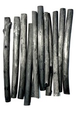 "Willow Charcoal, 7-9mm 5/16"" Willow Charcoal Sticks - 12pcs"