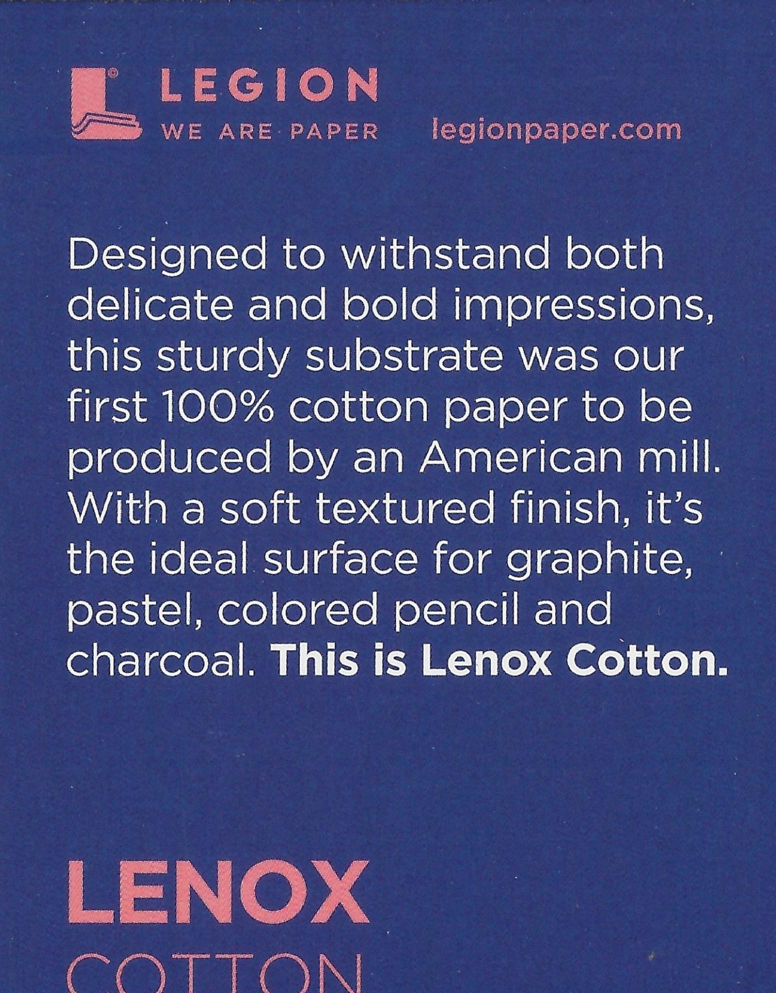 "Lenox Cotton, 2.5"" x 3.75"" 15 Sheet Pad"