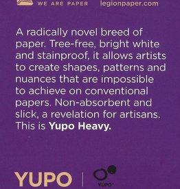 """Yupo Heavy, 2.5"""" x 3.75"""" 10 Sheet Pad"""