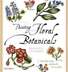 Painting Floral Botanicals