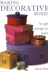 Making Decorative Boxes for Gifts and Display