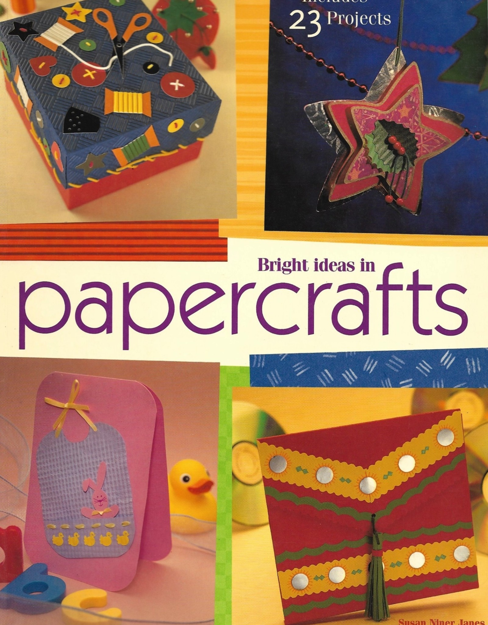 Bright Ideas for Papercrafts
