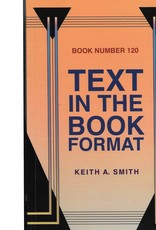 Text in the Book Format, 250 Pages, Soft Back Book