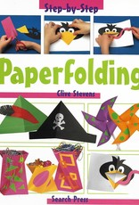 Paperfolding Step-by-Step, 32 Pages, Soft Back Book