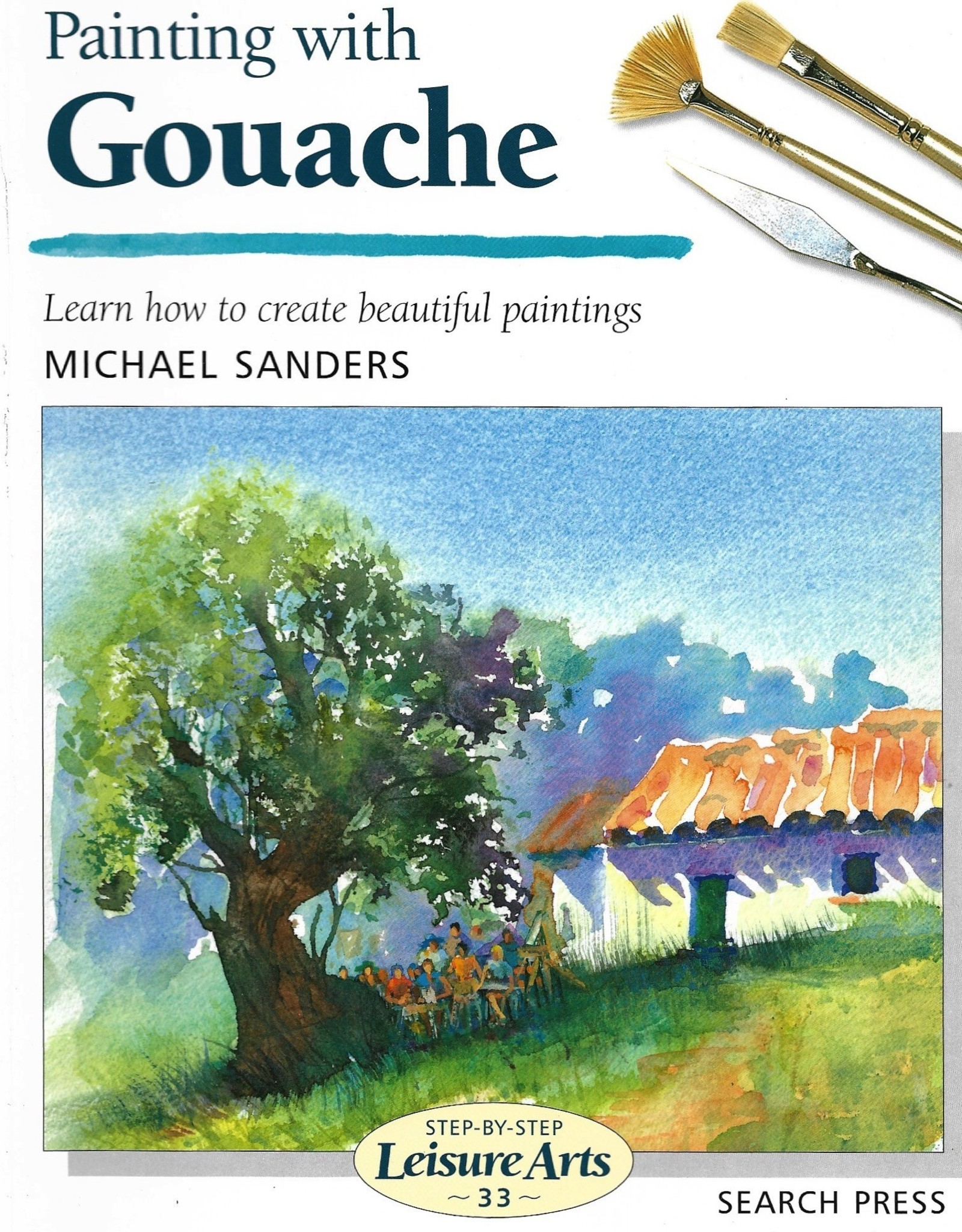 Painting with Gouache: Step by Step