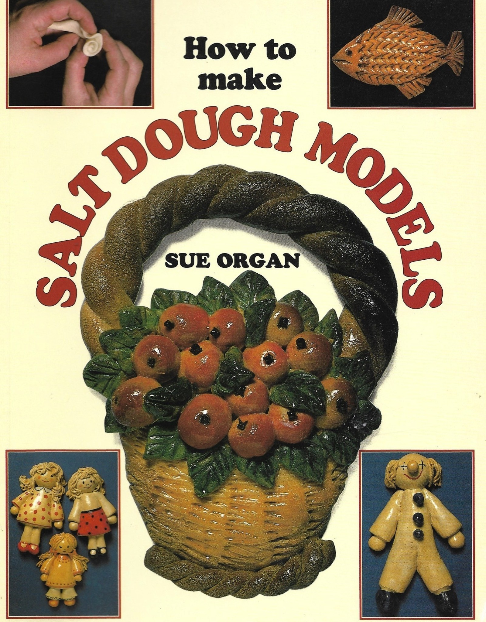How to Make Salt Dough Models