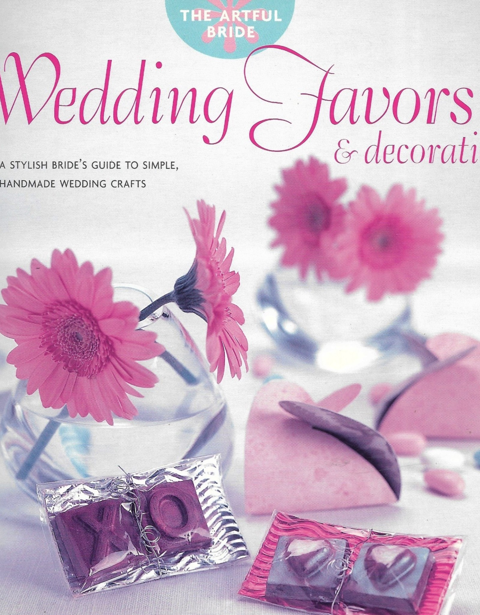The Artful Bride: Wedding Favors & Decorations