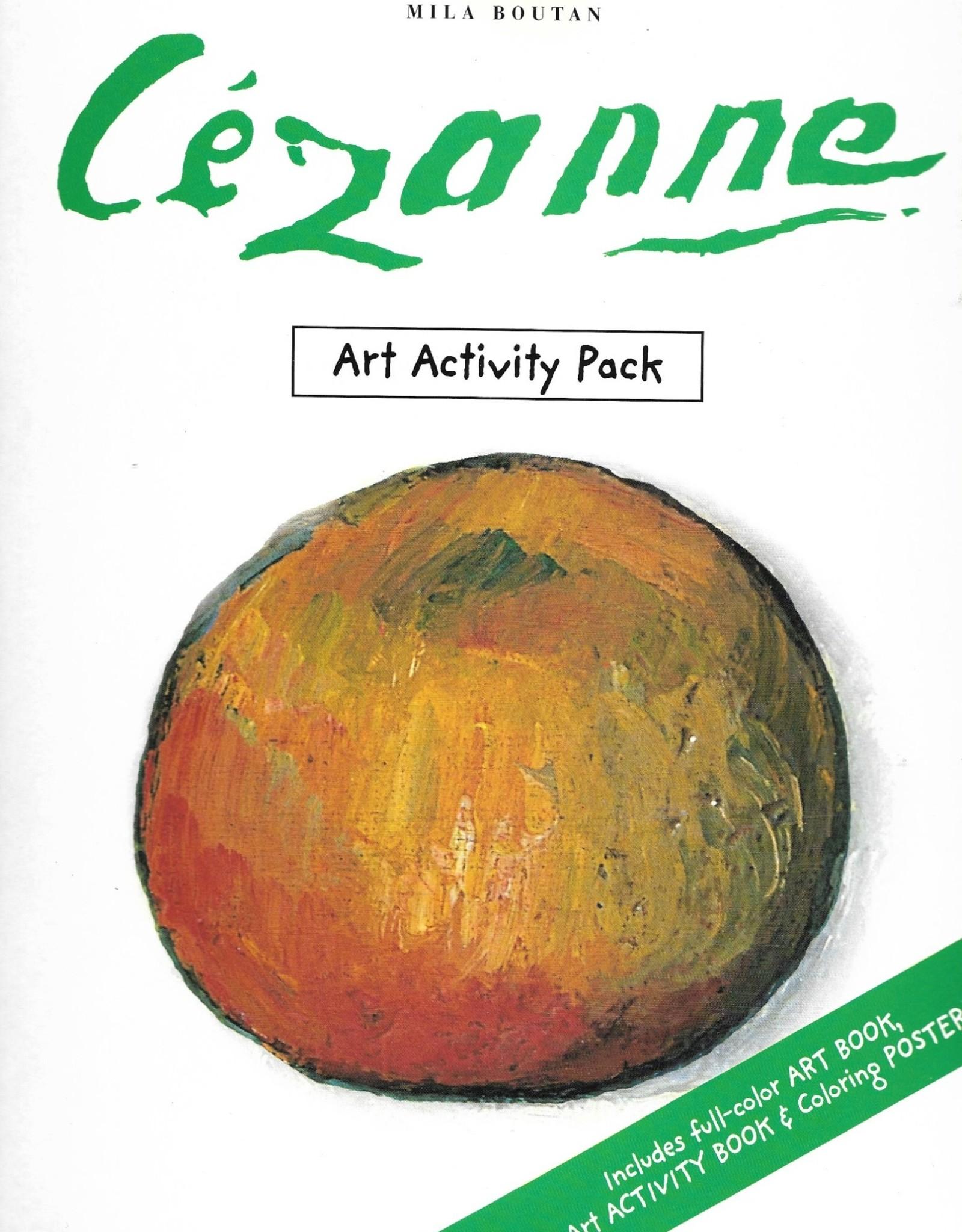 Cezanne: Art Activity Pack