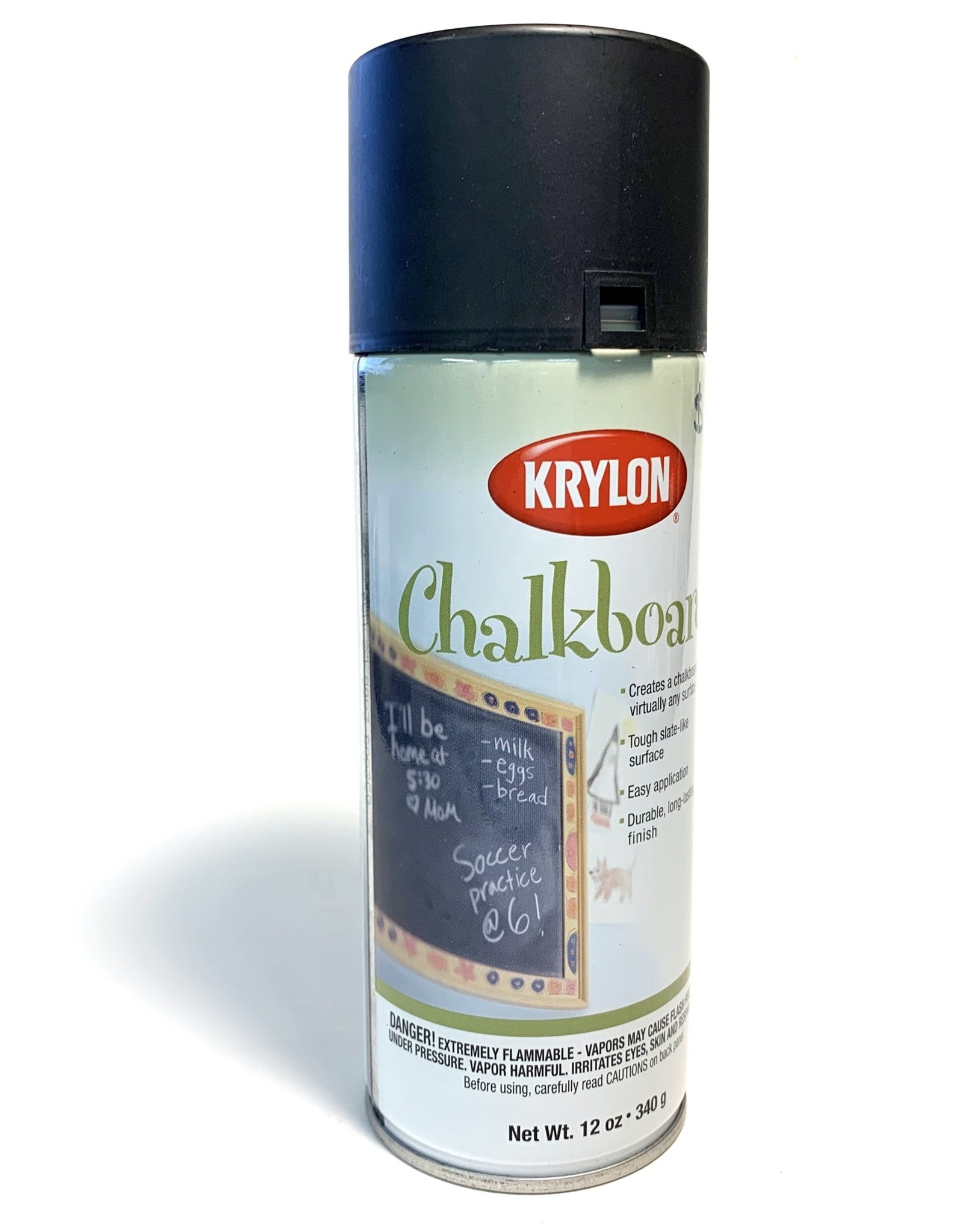 Chalkboard Paint, Krylon, 12 oz