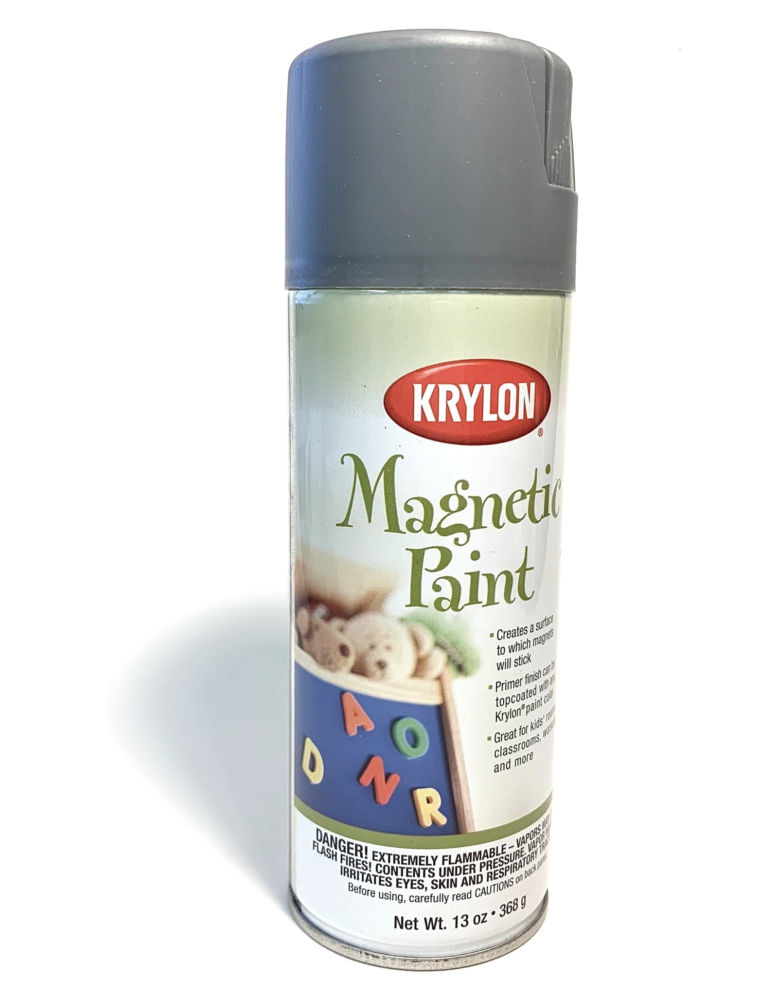 Magnetic Paint, Krylon, 13 oz