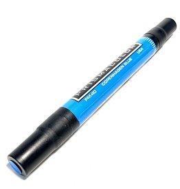 Prismacolor Marker, Copenhagen Blue, Double Ended- Chisel/Fine