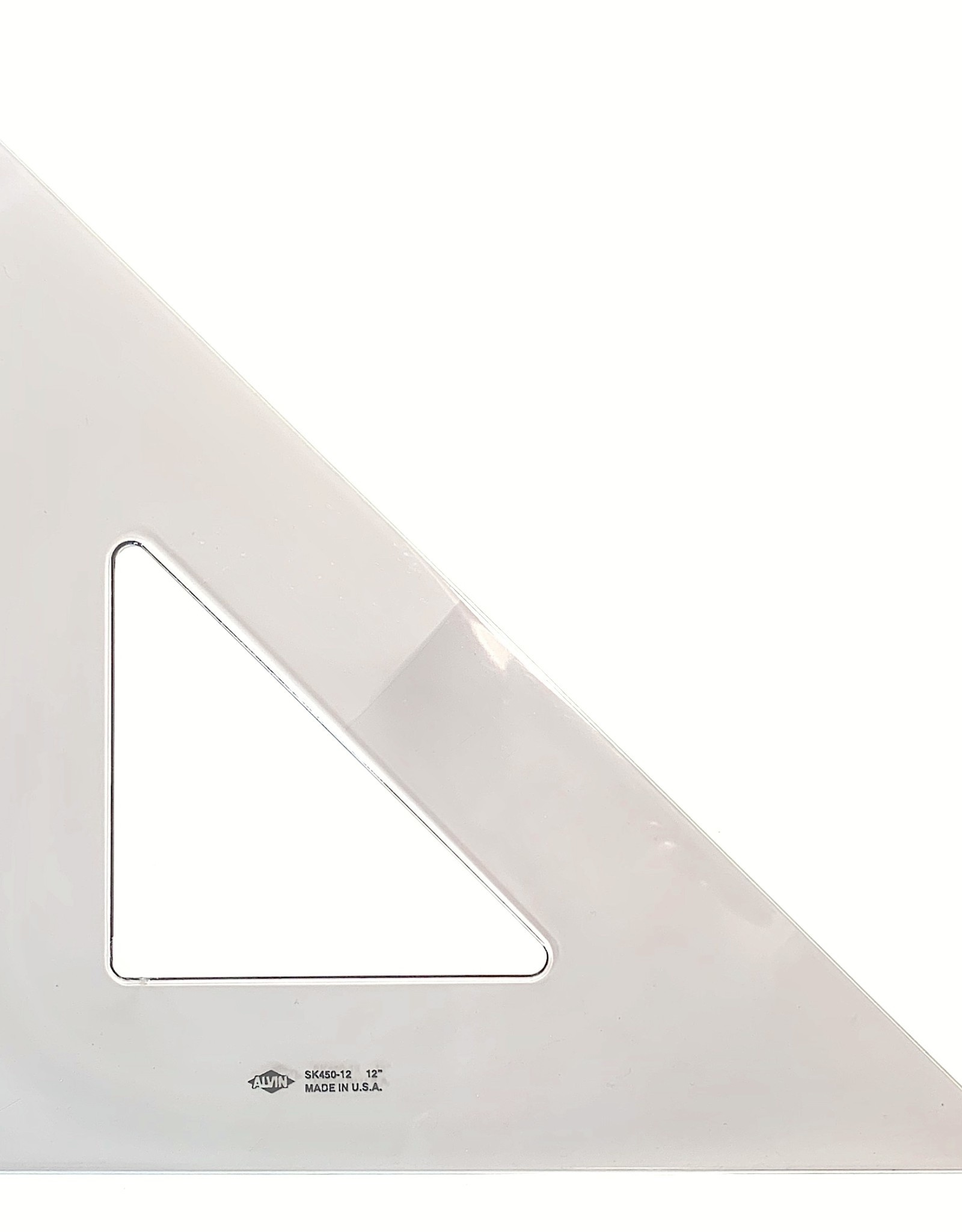 Alvin, Triangle, Smoke-Tint