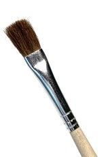 """Duro Art, Camel Hair Lacquering Flat, 1053, 1/4"""""""