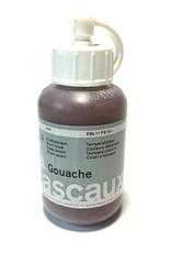 Lascaux Gouache, 324 Deep Brown, 85ml