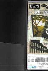 """Itoya, Art Portfolio, Presentation Book, 5"""" x 7"""""""