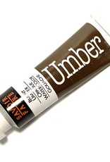 Opaque Watercolor Gouache, Umber, 10ml Tube