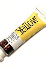 Opaque Watercolor Gouache, Brilliant Yellow, 10ml Tube