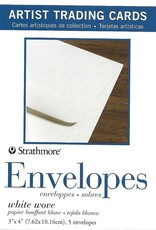 "Artist Trading Card Packs, 3"" x 4"" Envelopes, 10 Pack"