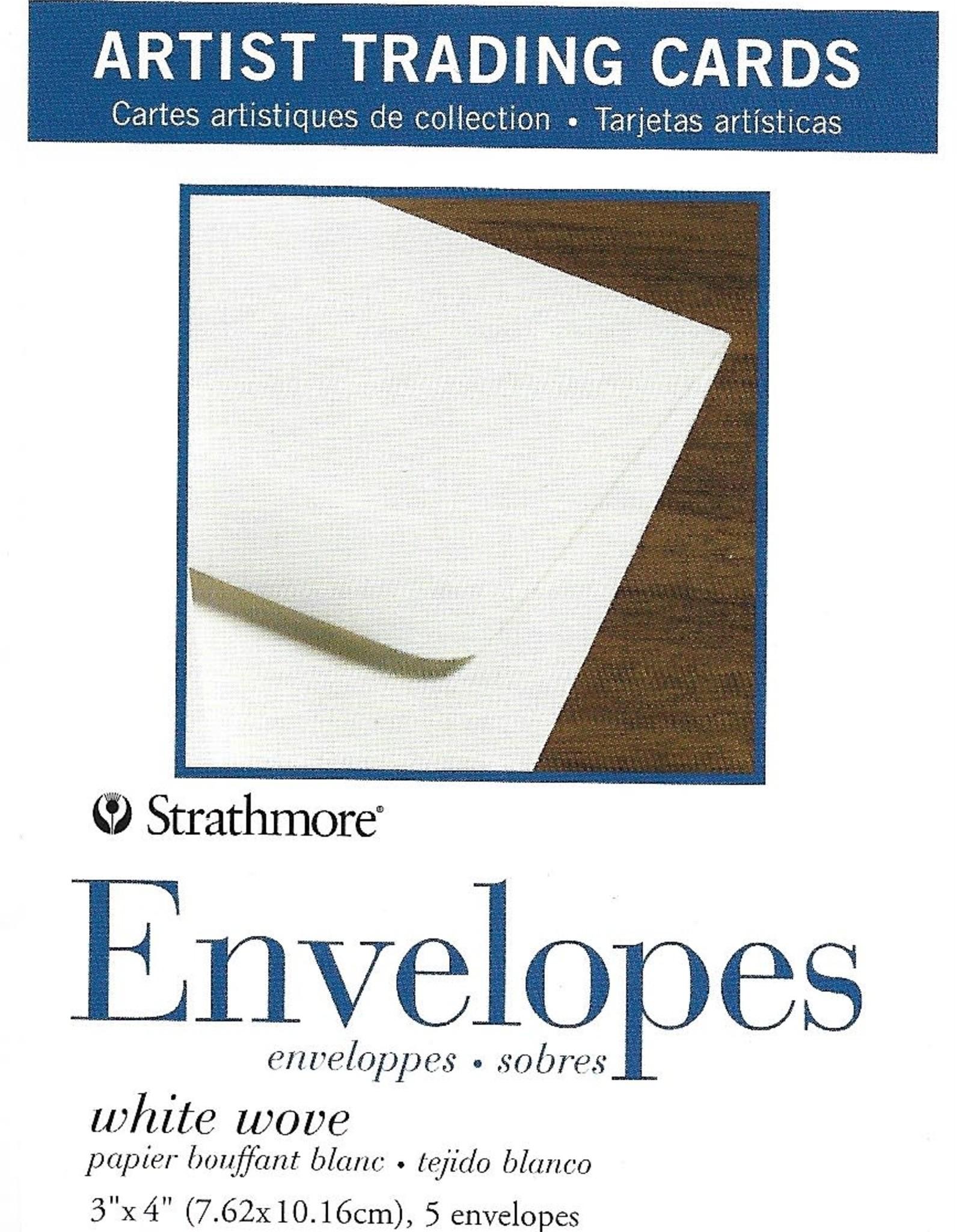 """Artist Trading Card Packs, 3"""" x 4"""" Envelopes, 10 Pack"""