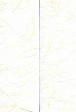 Awagami, White Ogura, 5 Envelopes, C6 Size