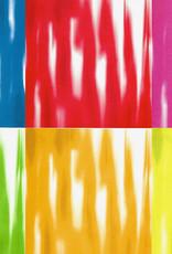 "Origami, 6"" x 6"", Shibori Suisai, 6 Different Colors, 36 Total Sheets"