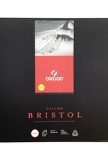 "Canson Bristol Vellum, 15 Sheet Pad, 14"" x 17"" 2ply"