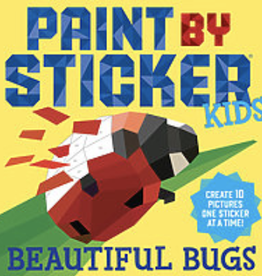 Paint By Sticker, Beautiful Bugs
