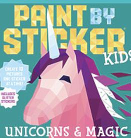 Paint By Sticker, Unicorn Magic