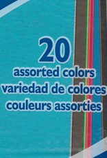 """Spectra Art Tissue, Assorted Color Spectrum, 20"""" x 30"""", 100 Sheets"""