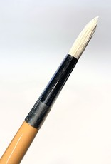 Isabey Round, 6036 #6, Chunking Brush for Oil