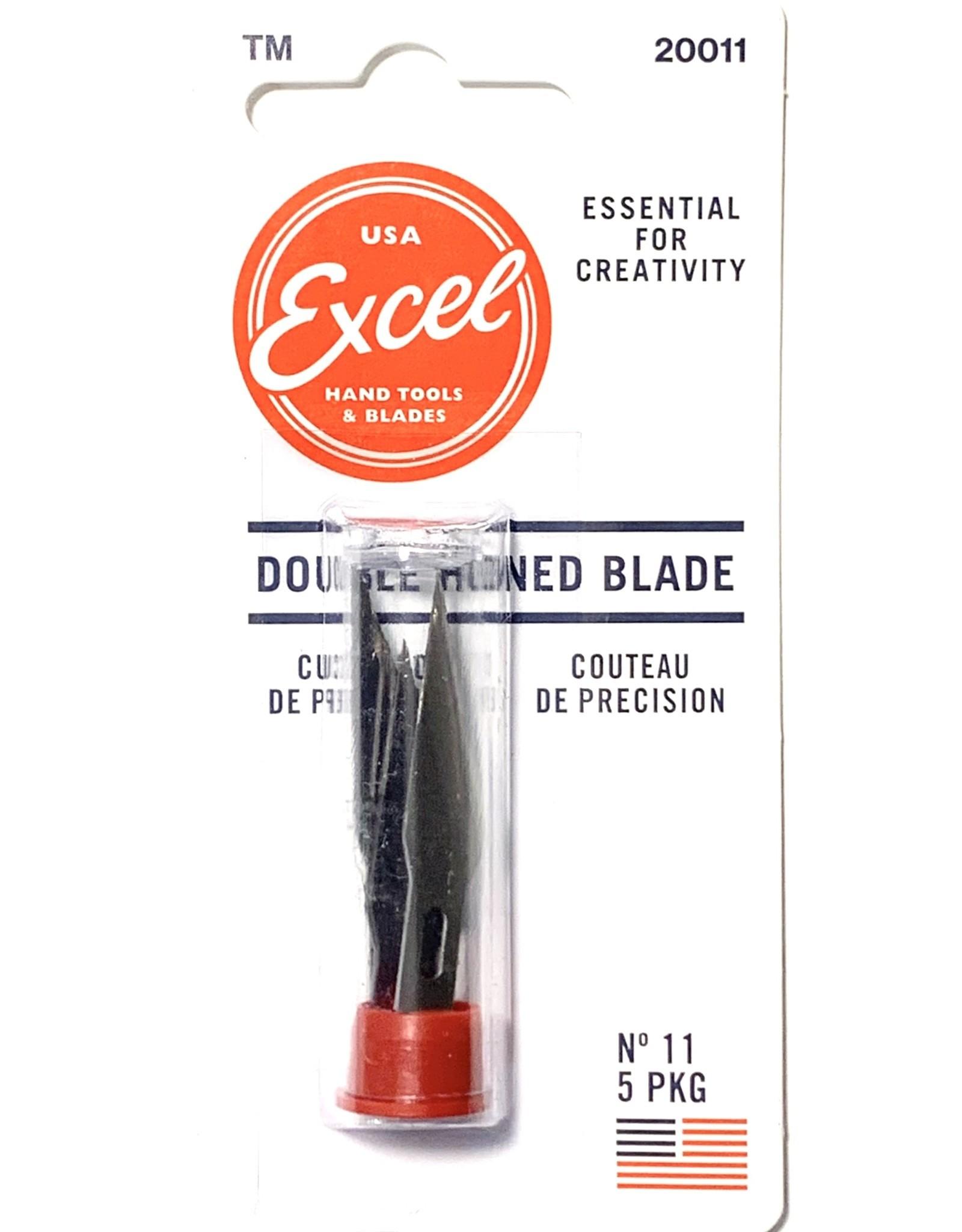 Excel #11 Blades, 5 Pack