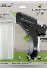 Glue Gun Kit, Dual Temp with Glue Sticks