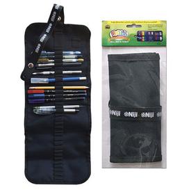 The Niji Roll: Brush, Pencil, Pen Holder