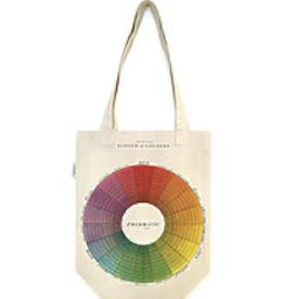 Cavallini Cavallini Vintage Inspired Bag, Color Wheel Tote