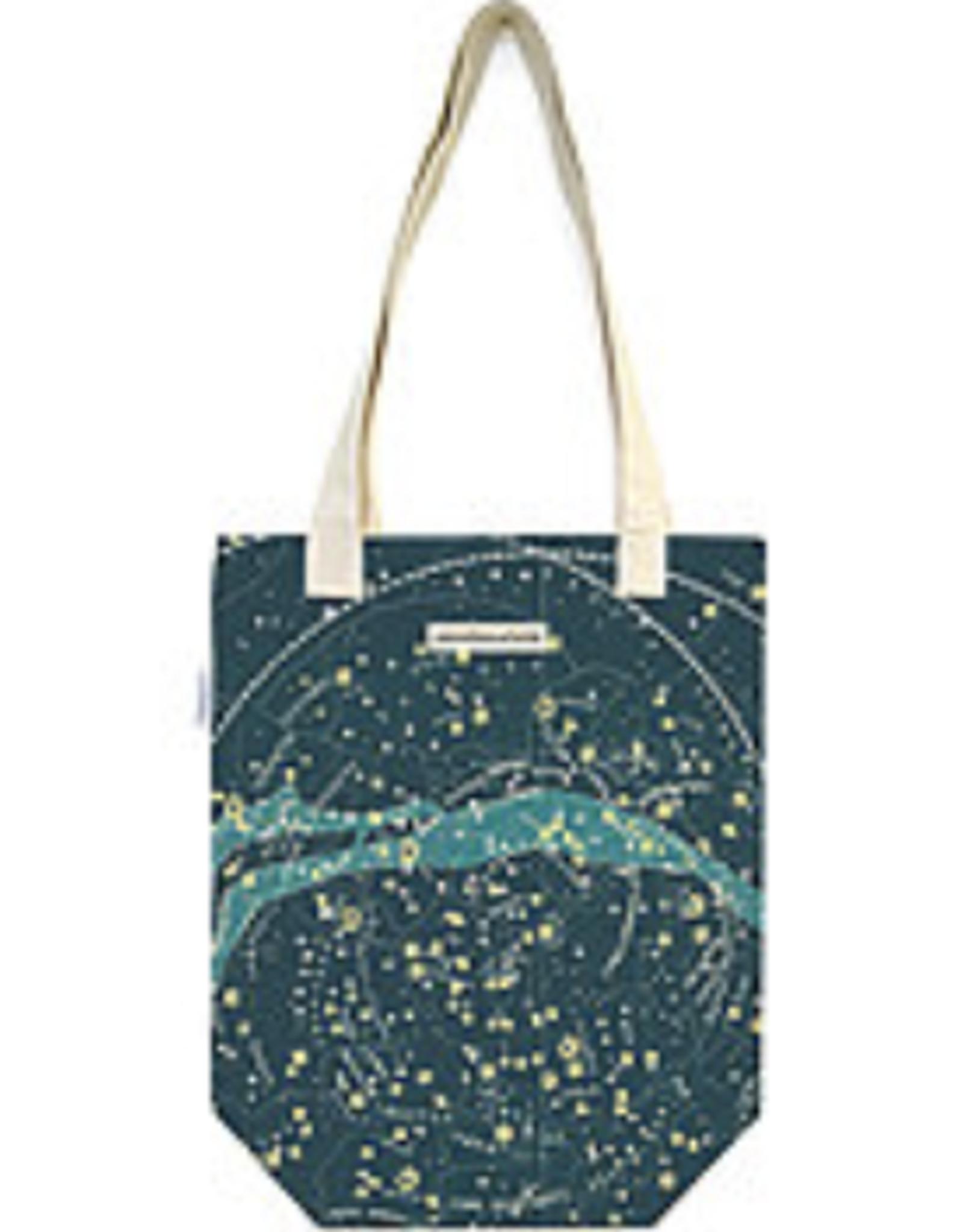 Cavallini Cavallini Vintage Inspired Bag, Celestial Tote
