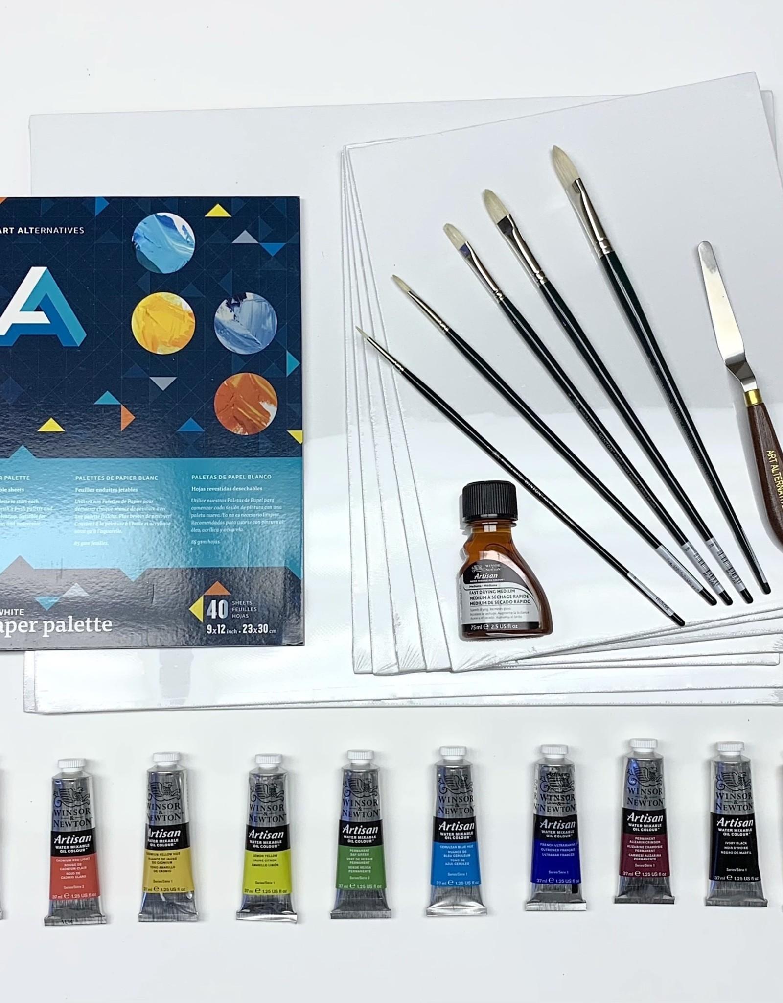 Beginning Painting Kit