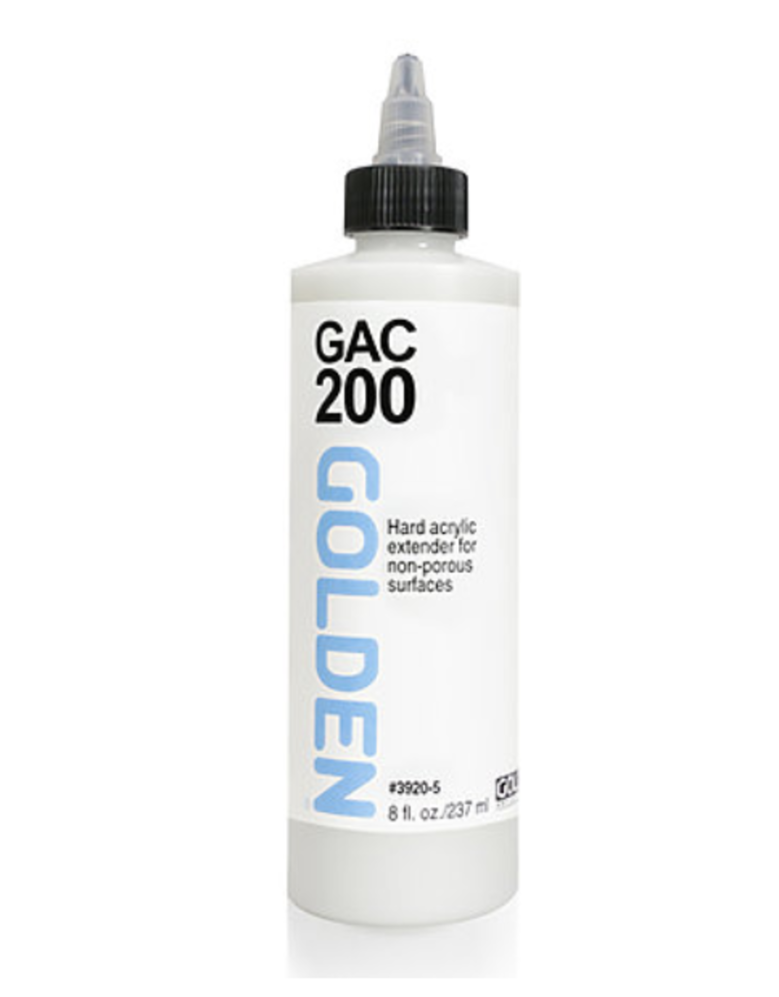 GAC 200, Golden Acrylic Polymer for Increasing Film Hardness, 16oz