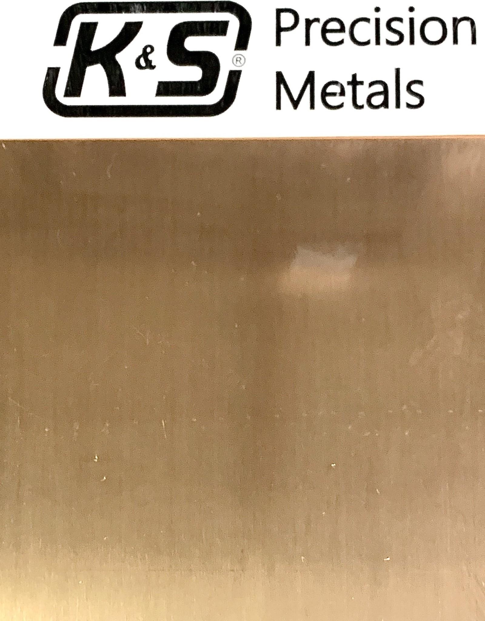"Copper Etching Sheet 8"" x 10"", 14 Gauge, .064 Thick"