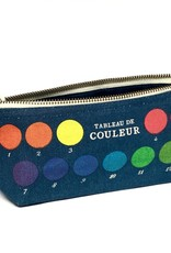 Cavallini Cavallini Vintage Inspired Mini Pouch, Colors