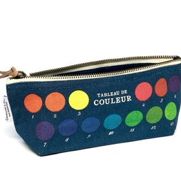 Cavallini Cavallini Vintage Inspired Mini Pouch, Colors