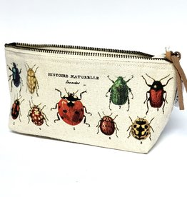 Cavallini Cavallini Vintage Inspired Mini Pouch, Insects