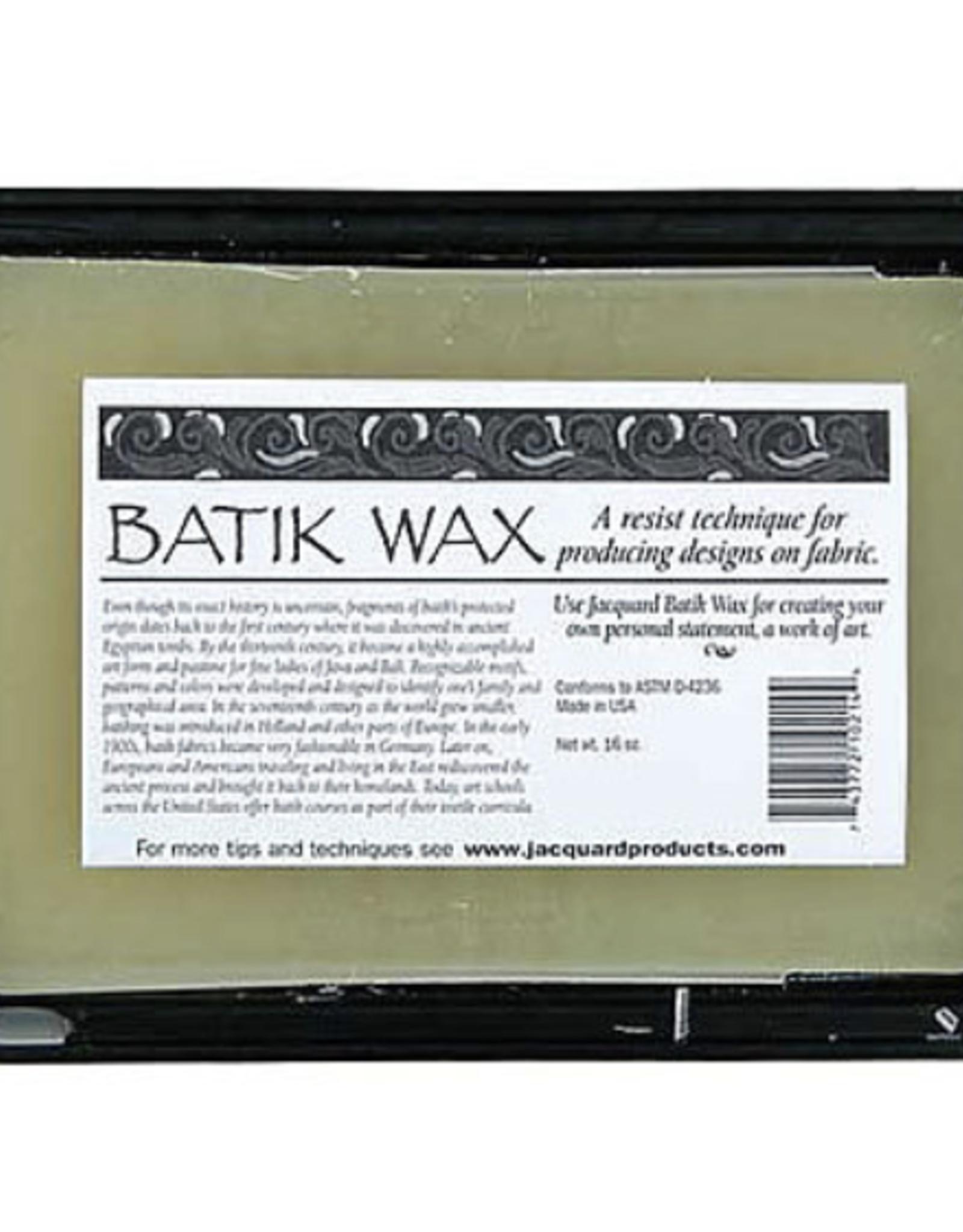 Batik Wax, 1lb Tray