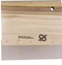 """Speedball, Professional Graphic Squeegee, 8"""""""