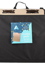 """Portfolio + Tote Board Combo, 26"""" x 23"""""""