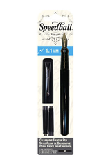 Speedball, Calligraphy Fountain Pens, 1.1mm Nib