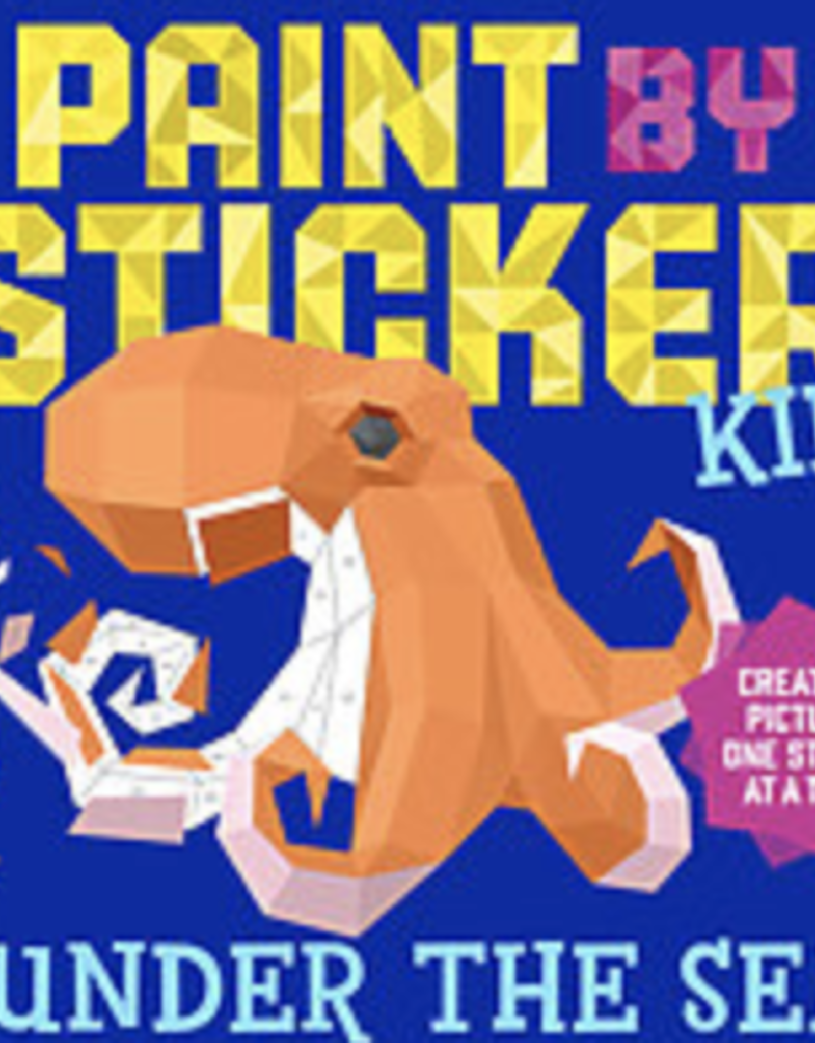 Paint By Sticker, Under the Sea