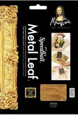 "Mona Lisa Metal Leafing Sheets, Copper, 5-1/2"" x 5-1/2"" 25 Sheets"